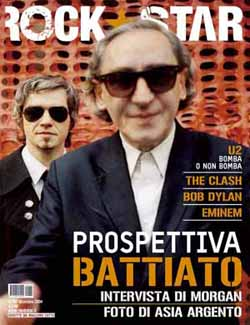 Morgan e Franco Battiato - Rockstar (2004)