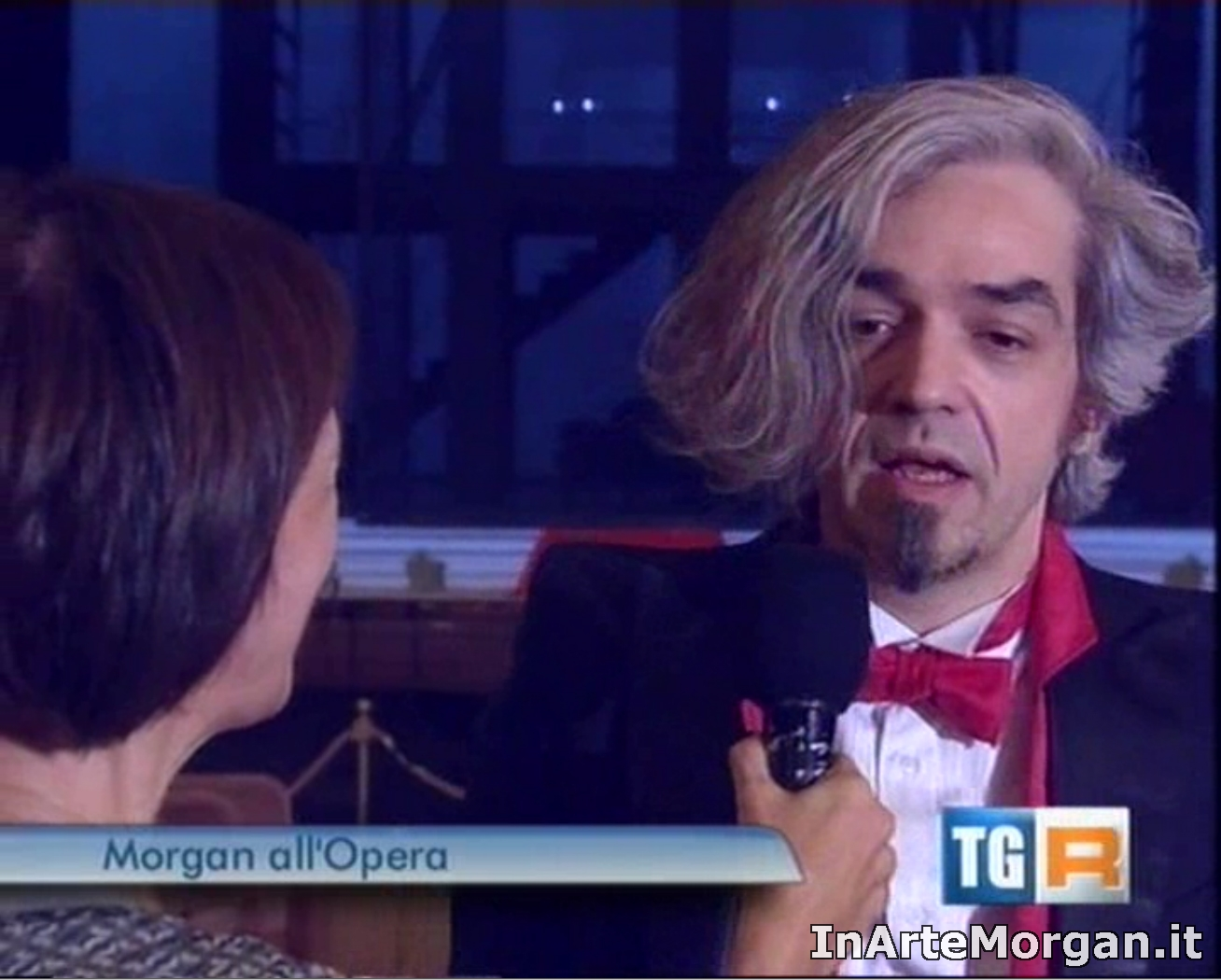Intervista a Morgan per Il Matrimonio Segreto